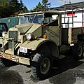 Ford f8 cmp type 11 cab 1940-1945
