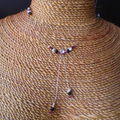 Collier Romantico-chic