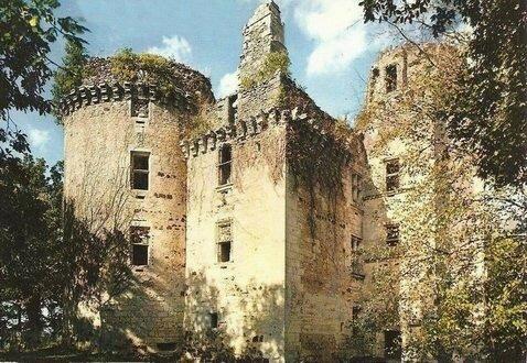 Château de l'Herm 2