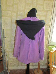 manteau de portage 3 en 1 noir violet (10)