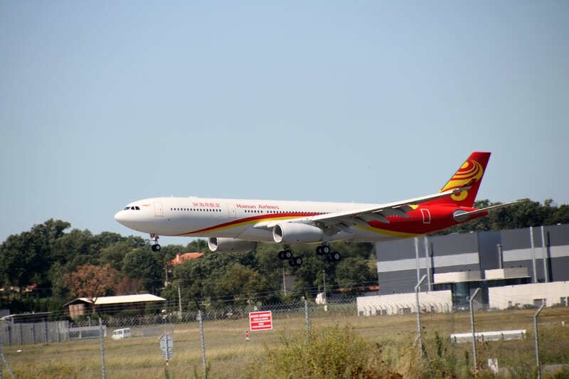 Airbus A330 d'Hainan Airlines
