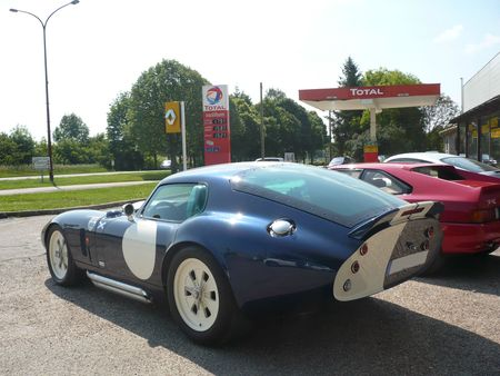 SUPERFORMANCE Shelby Cobra Daytona coupé Solgne (2)