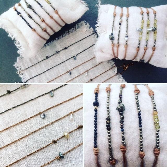 bracelets Be By Cat Hiver 18 boutique Avant Après Montpellier