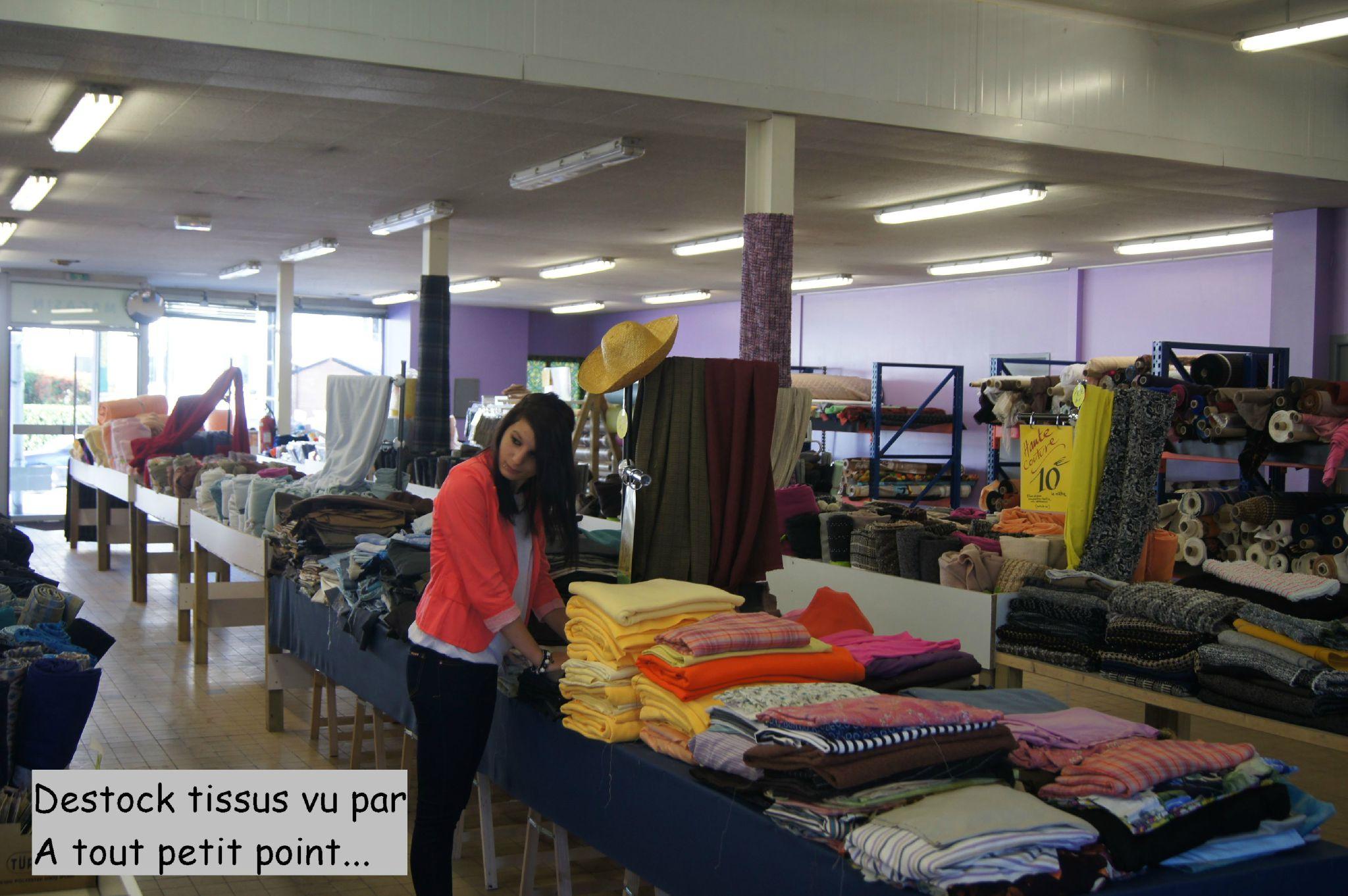 Vente De Tissus Brest le nouveau magasin destock tissus à hennebont - breizh addict