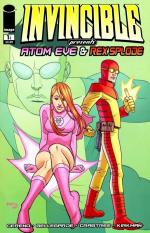 invincible presents atom eve & rex splode 1