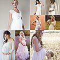 Robes de maternité pour femme enceinte