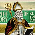 Saint patrick's day origins - b1