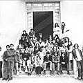 Élèves du lycée victor hugo 1971-72 11e année