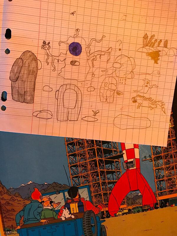 Alexandrins de Mars par des 6e Programme, Préparation, Persévérance… Parcours, rédactions et vidéos, Espace 2021 et 51