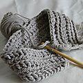 Crochet, crochet, crochet....bambou, plastique, ergo...pfffff