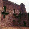 Gondar : Le palais de Fasilades