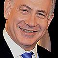 1996 - benyamin netanyahou reste fidèle aux idees de son père