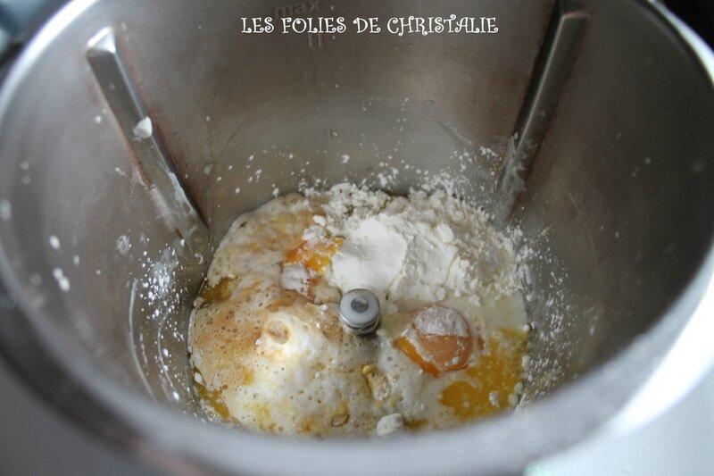 Petits gâteaux maïs 2
