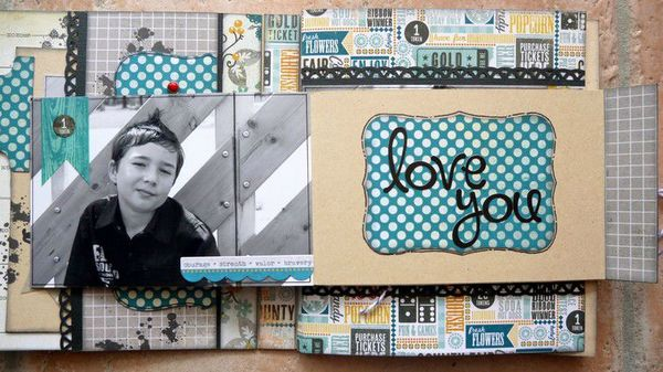 mini album Chronique scraplift Daude 6