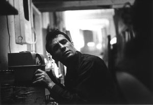 Jack Kerouac - Photo - John Cohen