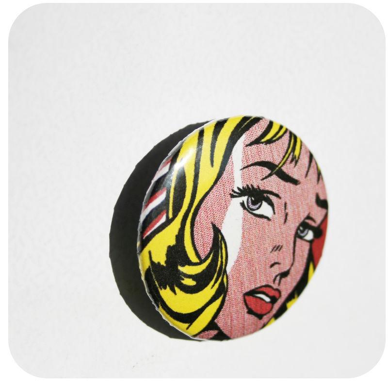 Aimant Lichtenstein - 2€
