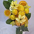 Bouquet de fruits frais #1