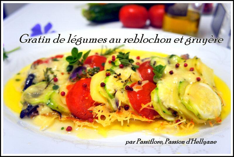gratin légumes
