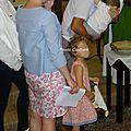 Fin des tenues du baptême