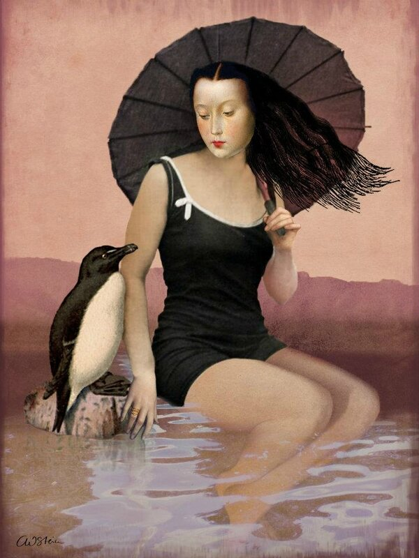 Catrin Welz-Stein - German Surrealist Graphic Designer - Tutt'Art@ (29)