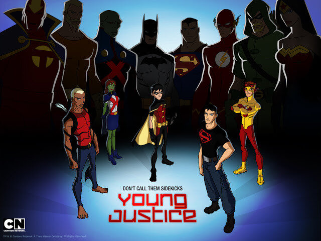 young-justice-wallpaper