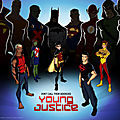 Young justice sur france 4
