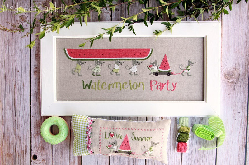 watermelon party 1