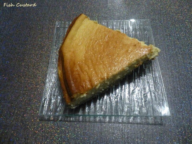 Cheesecake américain à la vanille (35)