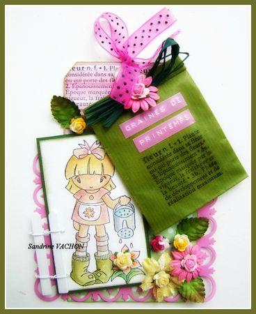 PCC HS carte printemps GRAINES DE PRINTEMPS - 6