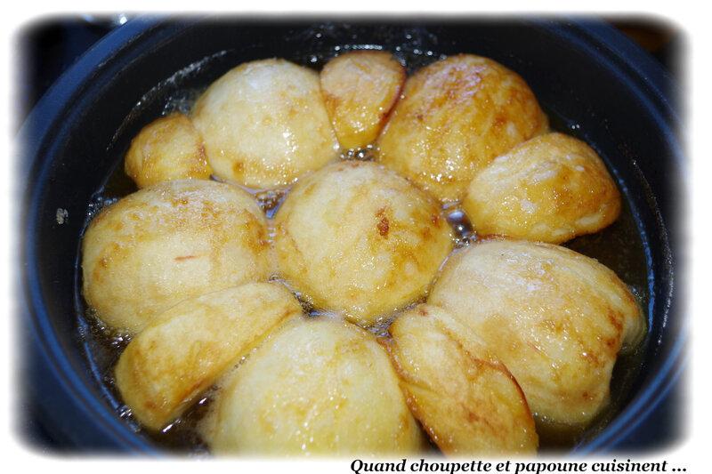 tarte tatin à l'huile d'olive de Nyons AOP-6969