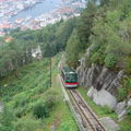 Bergen : funiculaire