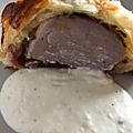 filet mignon croute