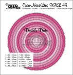 Crea Nest Lies XXL 49 kleur