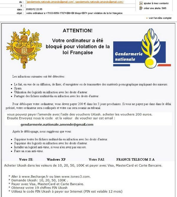 alerte gendarmerie-tn