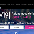 Autonomous vehicle silicon valley conference