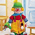 Traduction fixit clown - tradesmen - jean greenhowe