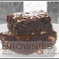 Brownies chococaramel & pralin