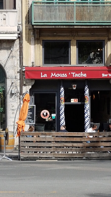 Lyon - Nanou-