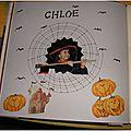 Halloween... Chloé