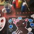 Peinture féerique