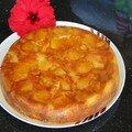 Délice aux pommes vanillées et aux caramel salé