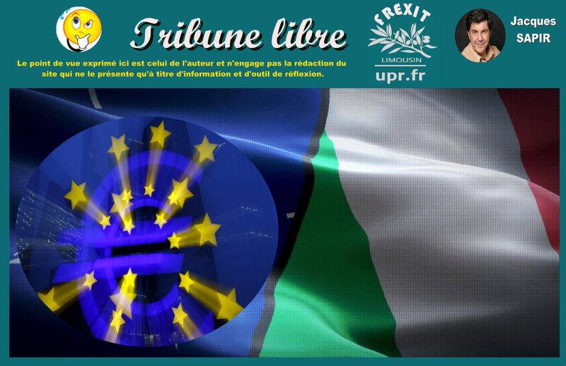 TL SAPIR ITALIE EURO MONNAIE PARAL