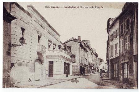 03 - GANNAT - Grande Rue