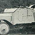 automitrailleuse allemande