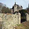 La voie gallo-romaine du château de la chezotte : fable ou réalité ?