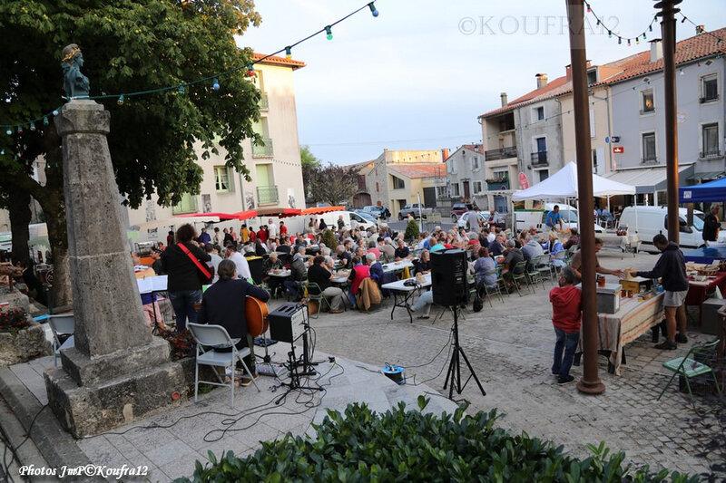 Photos JMP©Koufra 12 - Le Caylar - Marché de Pays - 21082019 - 0030