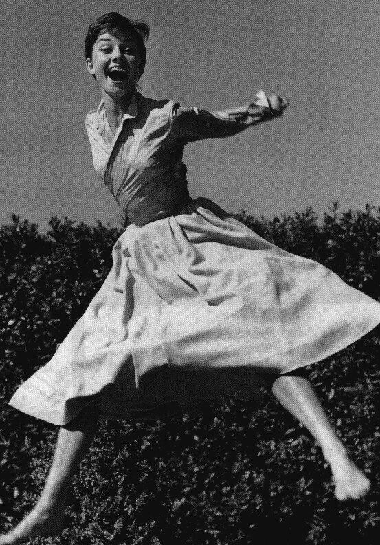 Audrey saute