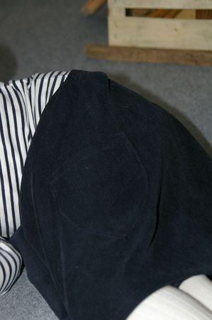 Jupe culotte poche