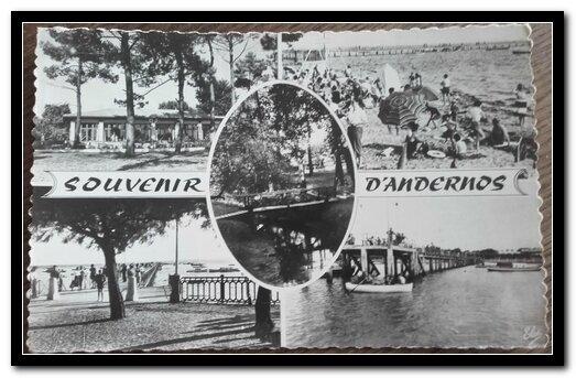 Andernos - le casino Neptune