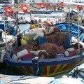Sieste du Pêcheur - port el kantaoui - Tunisie